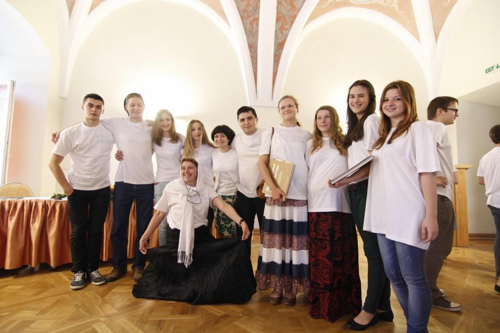 Конкурсы христианская молодежь