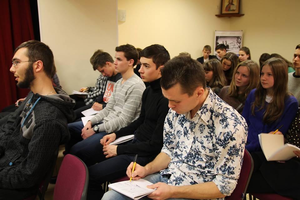 знакомства с молодёжью христианской